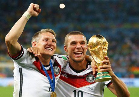 Bola de Ouro para a Alemanha