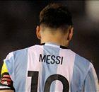 CONMEBOL: Suspendieron a Messi por cuatro partidos