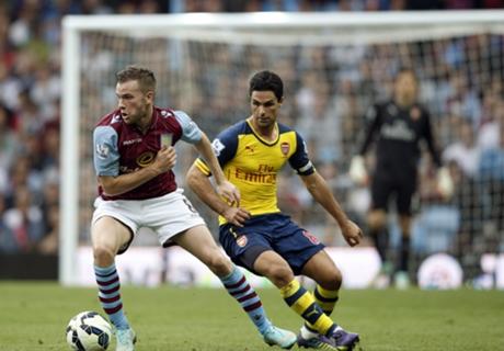 Villa has Cleverley option