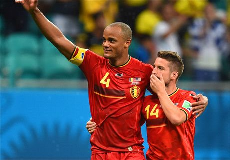 Kompany calms injury fears