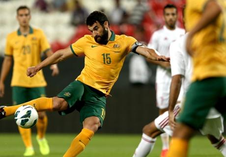 Match report: UAE 0-0 Australia