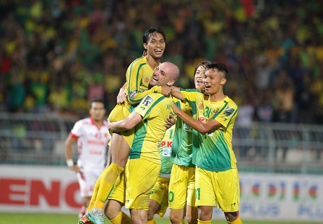 Cheng Hoe: The tackle was really harsh