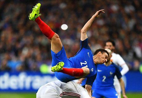 LIVE: France vs Spain