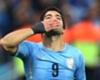 Luis Suárez no jugará con Uruguay