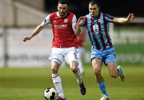 Match Report: Drogheda 2-3 St Pat's