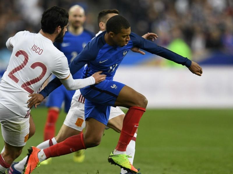 """Monaco, Petit : """"Mbappé est en avance par rapport à Henry"""""""