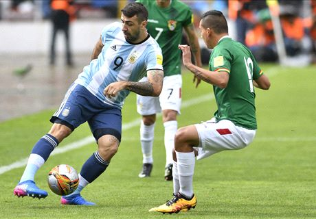 EN VIVO: Bolivia 1-0 Argentina