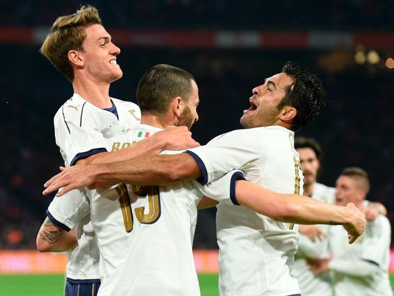 Italy v Uruguay Betting: Azzurri capable of bossing Suarez-less Celeste