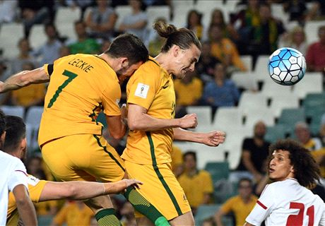 Jackson Irvine delighted with maiden Socceroos goal
