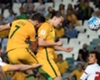 Irvine delighted with Socceroos goal
