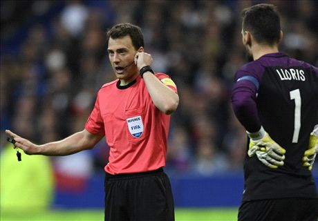Video replay decides Spain-France match