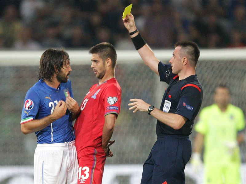 Pirlo shows he is too good to retire as Chiellini rescues Italy