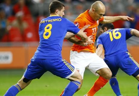 Report: Netherlands 3-1 Kazakhstan