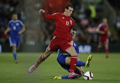 Wales 0-0 Bosnia: Bale shackled