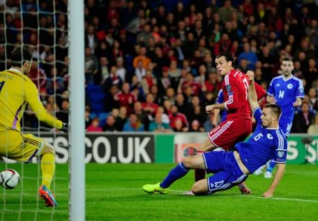 Grup B: Wales Pimpin Klasemen