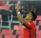 La nómina definitiva de la Selección chilena