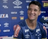 Estrela e palavra cumprida: Thiago Neves celebra primeiro gol no clássico e faz brincadeira