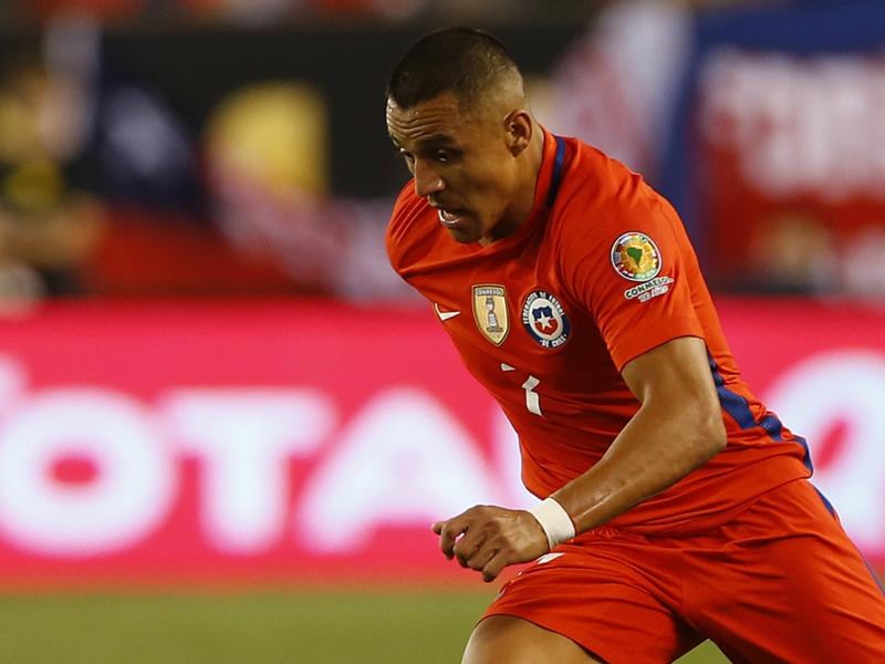 Chile 3 Venezuela 1: Masterful Sanchez becomes country's joint-top goalscorer