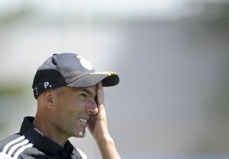 El TAD le retiró la sanción a Zidane