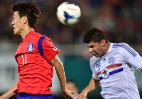 Paraguay volvió a perder