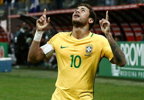 Brasil Lolos Ke Piala Dunia 2018