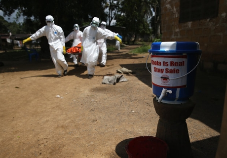 Caf rejects Afcon delay over Ebola fear