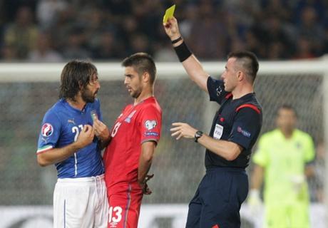 Pirlo: Italy were in danger