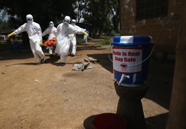 L'Ebola comincia a far paura