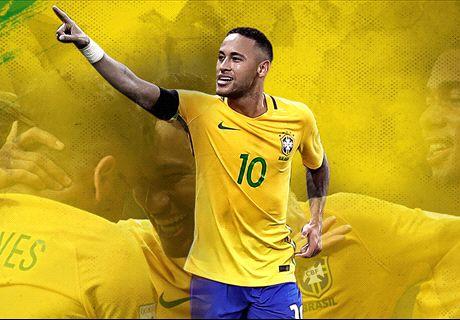 Le Brésil premier qualifié pour la Coupe du monde 2018 !