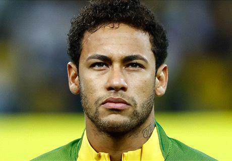 Neymar en de beste Zuid-Amerikaanse XI