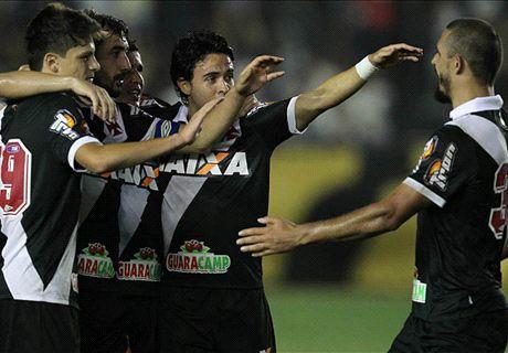 AO VIVO: América-RN 0 x 0 Vasco