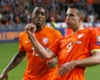 RVP riles Netherlands team-mates