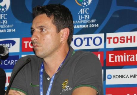 Pelatih Australia Yakin Kalahkan Timnas U-19