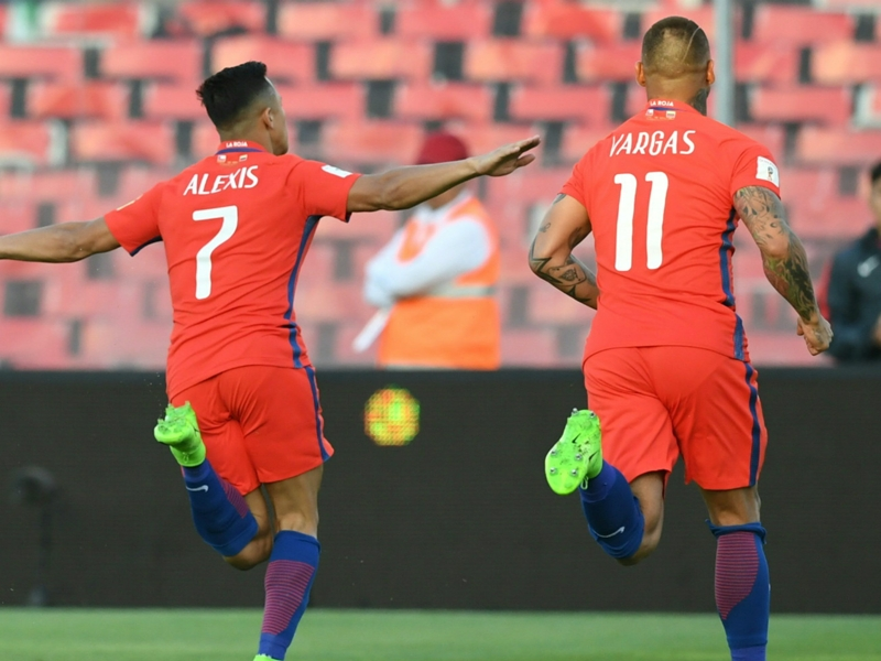 VIDEO: Arsenal star Alexis Sanchez scores awesome free-kick to equal Chile goal record