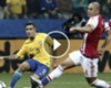 Pura calidad: así definió Coutinho en la victoria de Brasil
