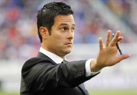 Real Salt Lake tabs Petke as coach