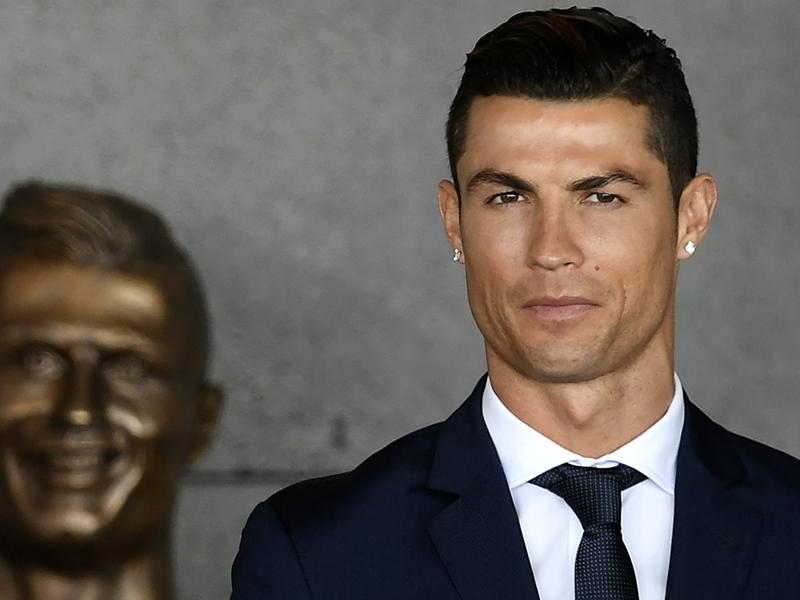 'Even Jesus did not please everyone' - Ronaldo artist defends sculpture of Madrid star