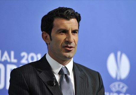 Figo to run for Fifa presidency