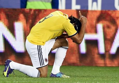 Colombie, Falcao a remarqué un but !