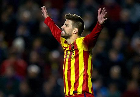 Transfer Talk: Man Utd eye £20m Pique