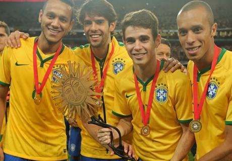 Gallery: Brazil claim Superclasico win