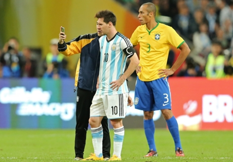 Messi: Mistakes cost us the game