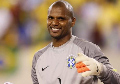 Jefferson: Brazil teamwork is excellent