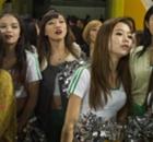 圖集:巴西大戰阿根廷 亞洲女球迷也撐場!