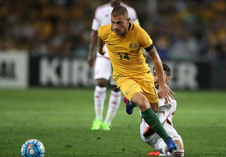 Troisi 'very happy' with Socceroos return