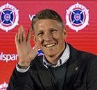 WATCH: Schweini's odd press conference