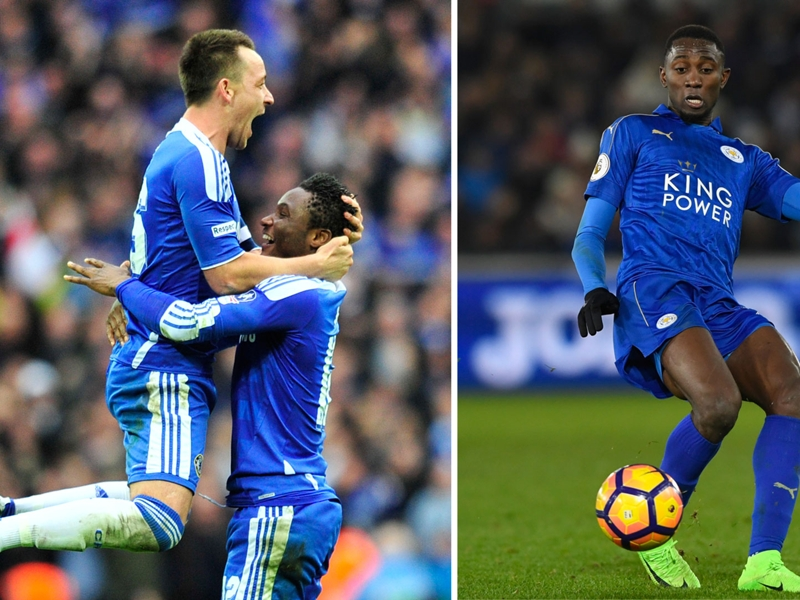 I idolised John Terry and Mikel, says Wilfred Ndidi