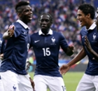 Amistosos: Francia 2-1 Portugal