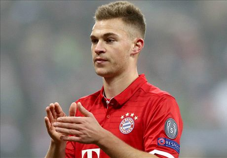 RUMOURS: City & Utd want Kimmich