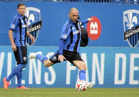 Di Vaio scores twice in Impact draw